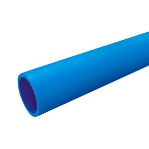 联塑 PE100给水直管(1.25MPa)蓝色 dn75 6M