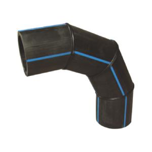 联塑 90°焊接弯头1.0MPa(PE配件)黑色 dn315