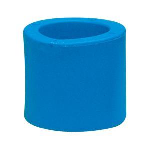 联塑 承插直通(PE配件)蓝色 dn90