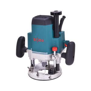 博大電動工具 雕刻機R5-12B修邊機木工開槽機銑刀具多功能雕刻機