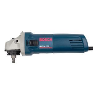 博世BOSCH電動工具角向磨光機GWS6-100角磨機切割機打磨機拋光機