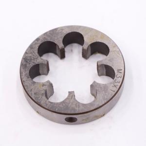 圆板牙 圆丝锥板牙扳手M8M10M12M14M16M1820