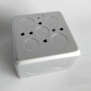 鸿雁正品地插鸿雁电气140地插 10孔地插 双五孔地插(不含底盒)