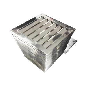 优质 排气扇出风百叶(不锈钢) 12寸