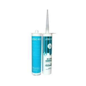 房屋醫生玻璃膠 防水 防霉 廚衛中性硅酮密封膠免釘膠 白色 透明