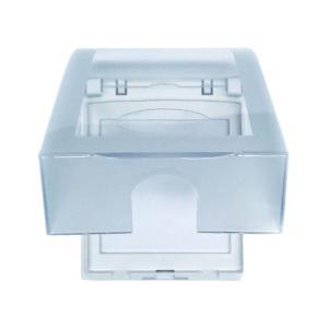 优质 开关防水盒 86型 通用白色