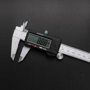 防水數顯游標卡尺0 300 mm高精度