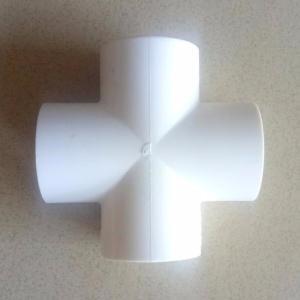 科诺 PVC-U给水四通 dn32