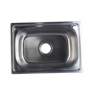 宁博 不锈钢水槽(单槽) 1.3mm 5843