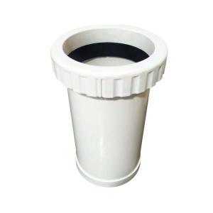 伟虹 加长伸缩节PVC-U排水配件 dn75