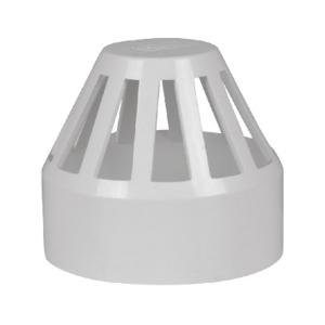 伟虹 PVC-U排水配件 透气帽 dn75