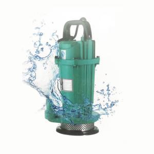 韓羽370W家用潛水泵220v小型潛水泵抽水泵抽水機清水泵噴泉噴灌泵