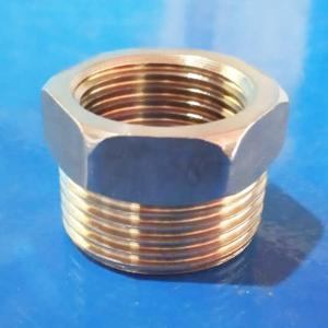 优质 不锈钢电镀补心 dn20*15