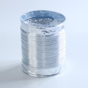 优质 锡铝箔伸缩排气软管 dn100 2米