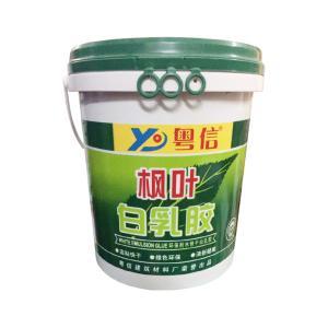 粤信 枫叶白乳胶 YX-106 15L