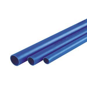 联塑 PVC薄弯电线管(B管)蓝色 dn20 2.6M