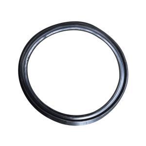 强发 HDPE双壁波纹管皮圈中波 dn400