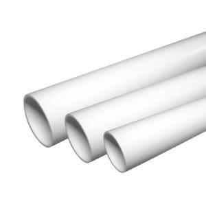雄盛泰 PVC-U排水管 dn75*2.1 4米 白色