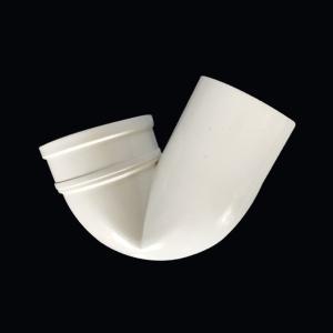 泰洲 PVC-U排水无口单插 dn75 白色
