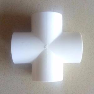 科诺 PVC给水四通 dn25