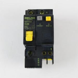 德力西 DZ47wLE 1P+N20A 漏电 黑科技