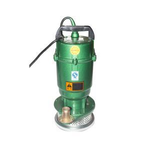 潛水泵鋁葉輪 750W 1.1KW 1.5KW QDX家用潛水泵葉輪 水泵配件