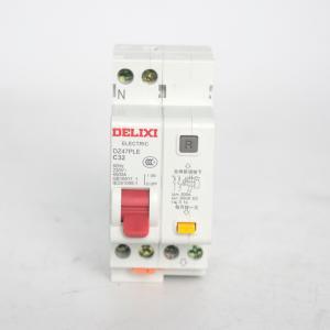德力西 DZ47PLE1P+NC32A 漏电
