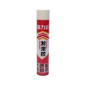 强力达聚氨脂泡沫填缝剂(750ml)700g