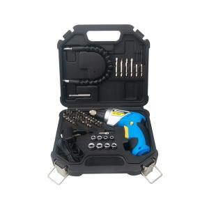 百锐锂电充电螺丝批(塑盒套装)BT9833