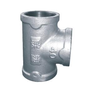联塑 三通衬塑(PP-R)钢塑复合管件(冷、热水用)白色 dn100