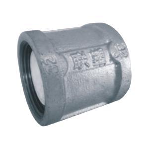 联塑 外接头衬塑(PP-R)钢塑复合管件(冷、热水用)白色 dn40