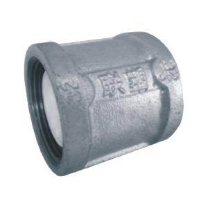 联塑 外接头衬塑(PP-R)钢塑复合管件(冷、热水用)白色 dn100