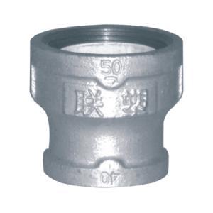 联塑 异径外接头衬塑(PP-R)钢塑复合管件(冷、热水用)白色 dn65X25