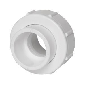 联塑 活接头(PVC-U给水配件)白色 dn32