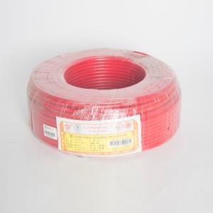 铁城 ZR-BVV4mm 双塑多支(红色)