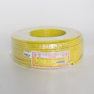 铁城 BVV4mm 双塑多支(黄色)