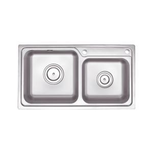 联塑 不锈钢环保水槽 CS11218