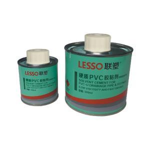 联塑 500ml 连接配套材料Ⅱ(硬质PVC胶粘剂)PVC-U排水配件