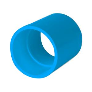 联塑 直通(PVC-U给水配件)蓝色 dn140