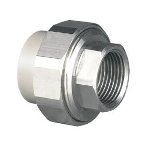 """联塑 外螺纹管接头(金属与塑胶)(PP-R 配件)白色 dn25×3/4"""""""